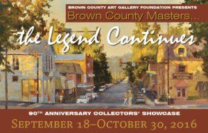 Art of Estates Shows Support of Nashville, Indiana Artist Foundation