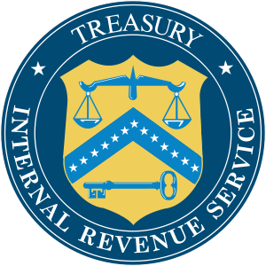 internal revenue service treasury