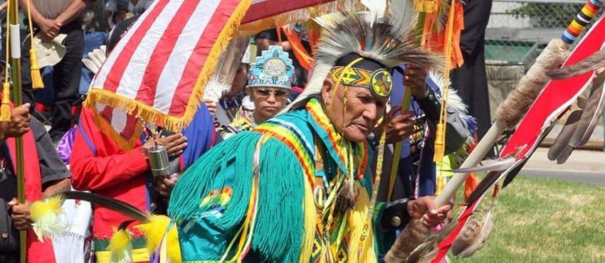 Santa Fe 96th Annual Native American Indian Market