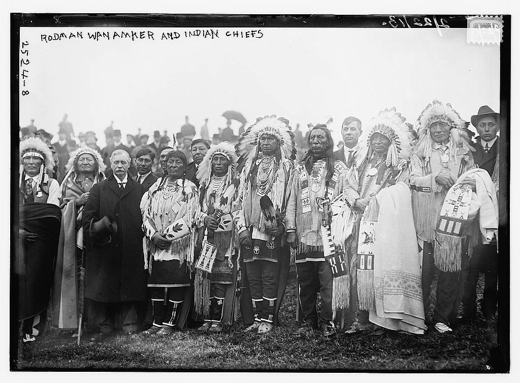 American Indian Leaders