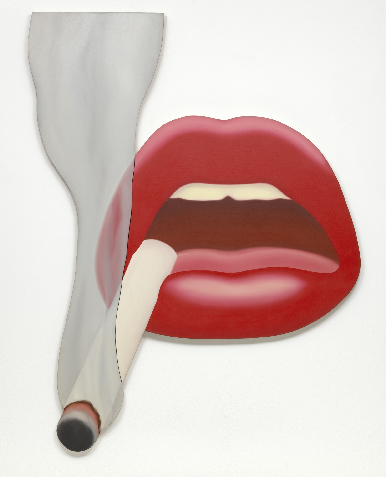 Oil Smokers Study Wesselmann