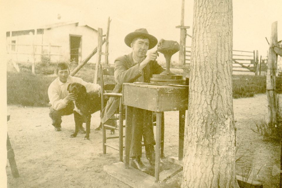 Artus Van Briggle Colorado Springs CO